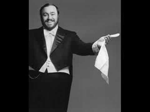 Pavarotti's Legendary High C 's