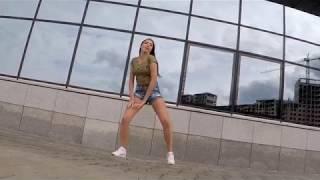 Dancehall  ( Егор Крид - Потрачу) Девушка танцует