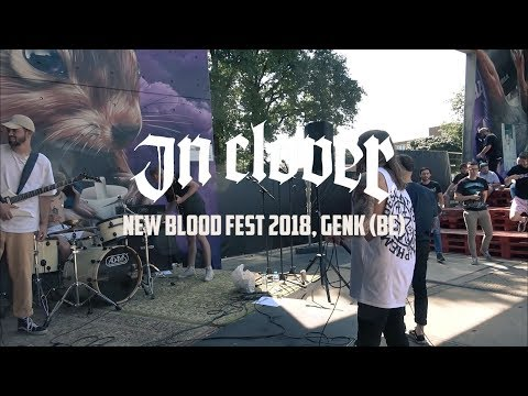 IN CLOVER @ NEW BLOOD FEST 2018