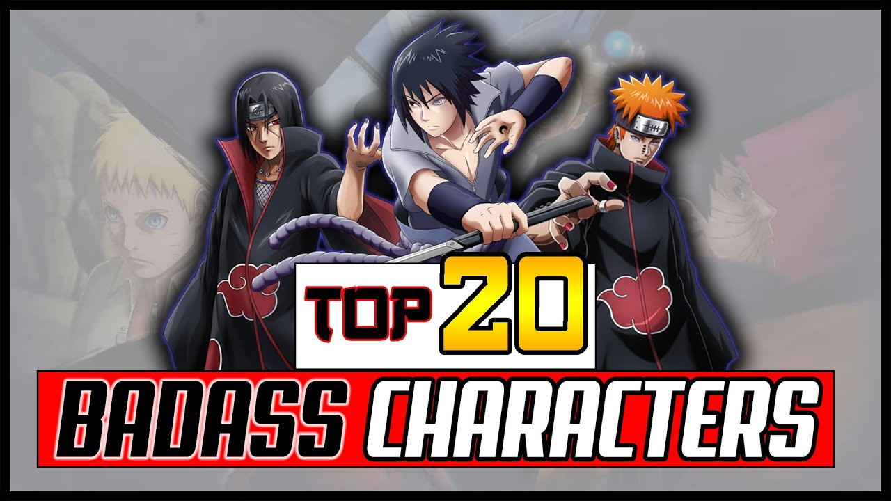 Top 20 Badass Characters Ranking | Premium Channel