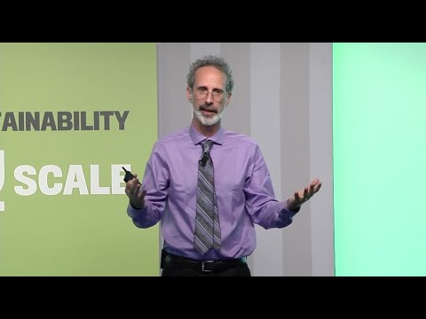 Sustainability @Scale 2015 - Kickoff and Peter Gleick