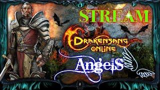 Drakensang Online | AngelS | Стрим # 3