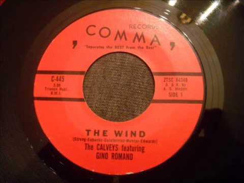 Calveys - The Wind - Rare Detroit R&B / Doo Wop Ballad