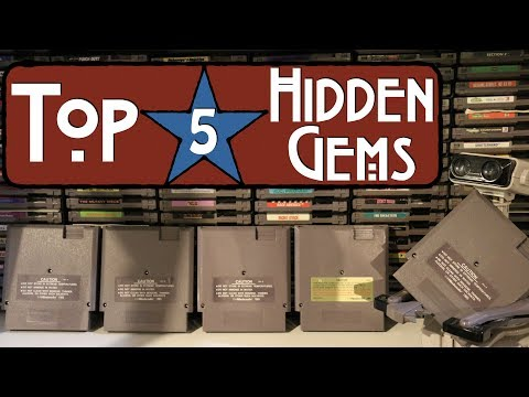 Nintendo NES True  Hidden Gems