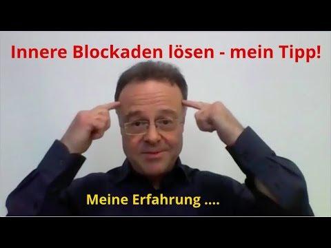 Innere Blockaden lösen Testi Peter * Erfolgscoaching Hamburg Christine Hofmann Akasha Bars