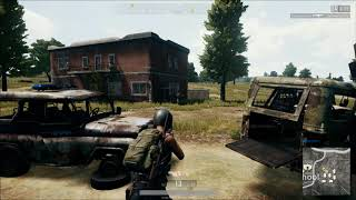 Died In The Gas (PUBG)