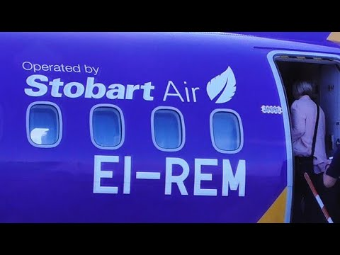 Flybe | ATR72-500 | Liverpool to Isle of Man *Full Flight*