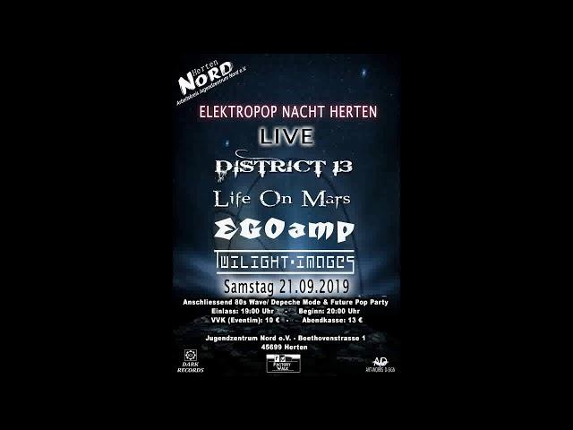 Elektropop Nacht Herten 21.09.2019 - Trailer
