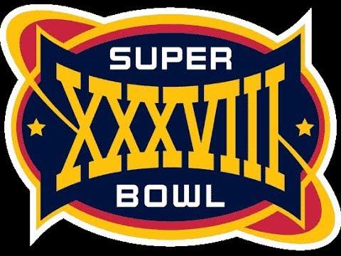 Super Bowl 38 - Patriots vs Panthers