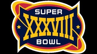 Super Bowl 38 - Patriots vs Panthers