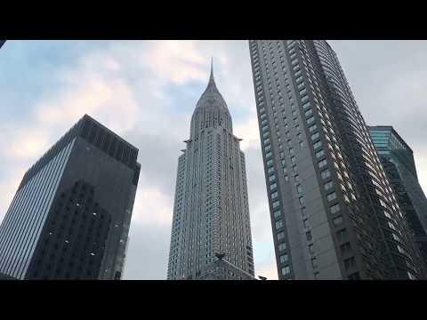 Che Scatto al Chrysler Building