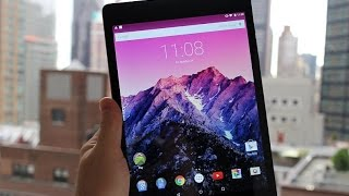 Unboxing HTC Nexus 9 Tablet hands-on review [ OFFICIAL VIDEO ]ow