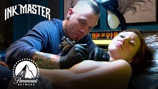 Breast Cancer Awareness Tattoos | Ink Master