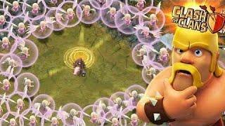 Clash of Clans Immortal Hog Rider Raid | Max Level 7 Hog Rider.