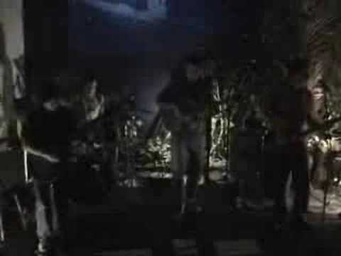 Marcus B2 percussão com a Banda Carangos em 2005