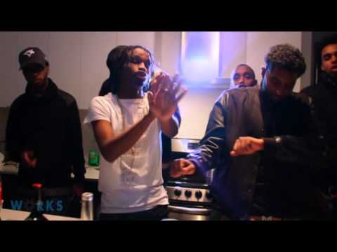 Robin Banks - The Come Up Ft. A.M (Music Video) Dir. by MWorks Prod. By (Shyheem x FRIDVI)