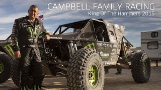 Campbell Family Racing | King Of The Hammers 2015