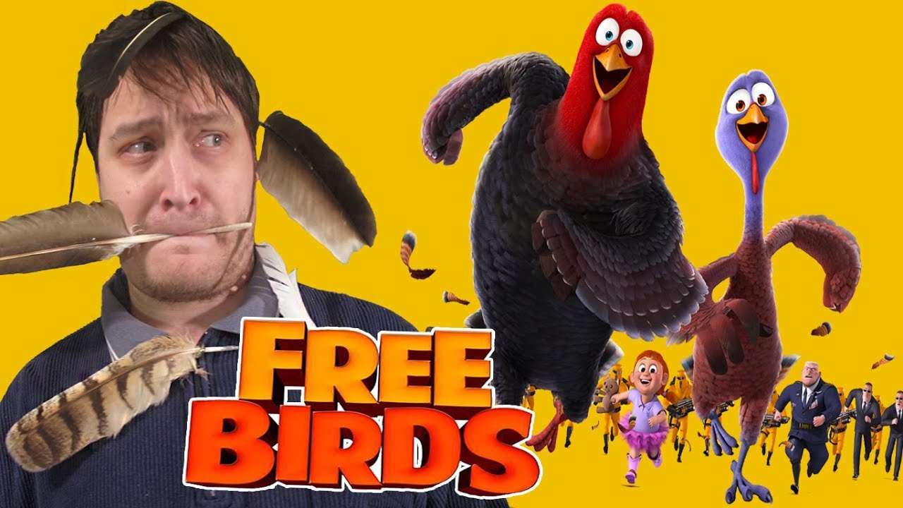 Download SB's Thanksgiving Review: Free Birds (2013)