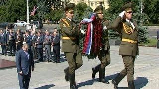 Делегация Сибирского федерального округа России прибыла в Беларусь(, 2013-06-17T08:48:27.000Z)