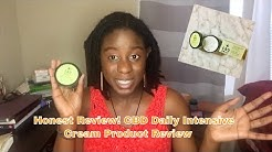 Honest Review! CBD Daily Intensive Cream Product Review