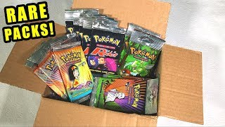 OPENING THE BEST POKEMON CARDS MYSTERY BOX EVER!