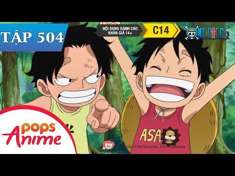One Piece Tập 504 - Để Lời Hứa Được Hoàn Thành! Chuyến Ra Khơi Của Mỗi Người! - Đảo Hải Tặc