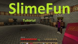 Minecraft: Slimefun Tutorial 1.12