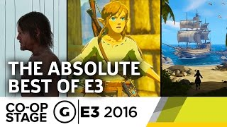 All the Best Games of E3 2016 with MatPat - E3 2016 Stage Show