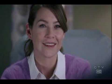 Meredith & Ellis Grey: What happened to you!!? - YouTube