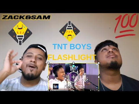 TNT Versions: TNT Boys - Flashlight (REACTION)