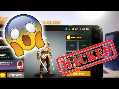 SHADOW FIGHT 3 HACK (NEW 2018) GET FREE GEMS AND COINS (ANDROID/IOS)