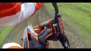 How To Ride a 4 Stroke...