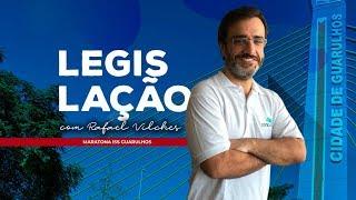 [MARATONA ISS GUARULHOS] Legislação com Rafael Vilches