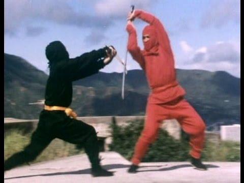 Ninja. O Exterminador. Filme Completo Legendado Ação Aventura Arte Marcial