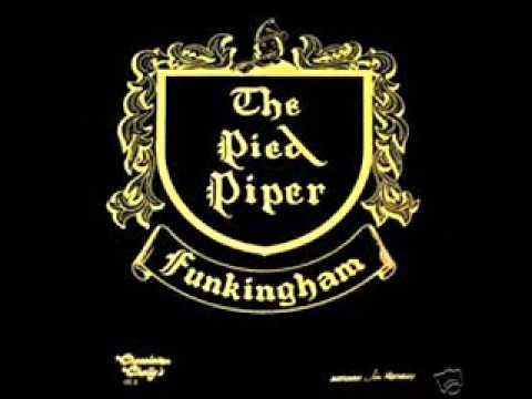 THE PIED PIPER OF FUNKINGHAM - clap song - 1982