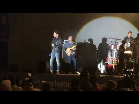 Shekhar Ravjiani Beautiful stage performance in Dubai Global Village