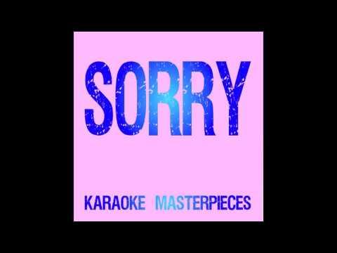 Sorry (Originally By Beyonce) [Instrumental Karaoke] COVER