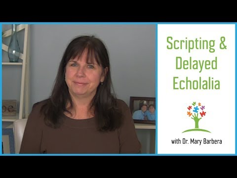 Why Do Kids with Autism Script & How to Reduce Scripting and Delayed Echolalia