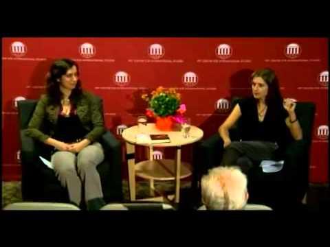 "Starr Forum: ""Peace Meals"" Book talk with journalist Anna Badkhen"