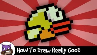 How To Draw Really Good - Flappy Bird