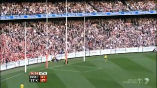 2010 AFL Grand Final- September 25, 2010- Final Quarter