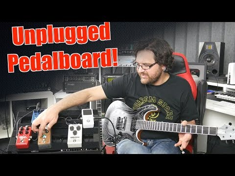 BoxKing Rechargeable Effect Pedalboard Review