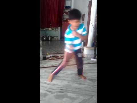 Sarrinodu song rangu rangu cycle dance by bittu
