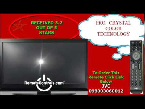 Review JVC TV D-LED 720p - EM37T, EM32T