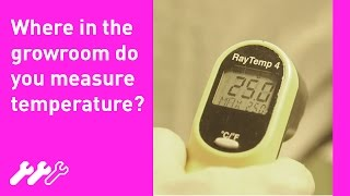 #27 - How to measure hydroponic grow room temperature with Greenfinger Hydroponics(As seen on Hydroshow TV SE1.1 EP3 There is a lot of confusion around hydroponic grow room temperature, not to mention a lot of the apparatus that people ..., 2014-01-29T08:52:00.000Z)