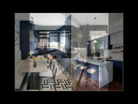 Cuisine bleu gris, canard ou bleu marine Code couleur et idées de décoration !