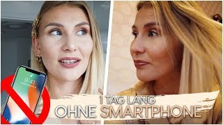 SELBSTEXPERIMENT: 1 Tag ohne Smartphone?! | AnaJohnson