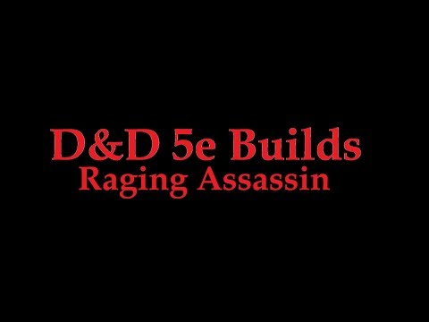 assassin rogue 5e guide