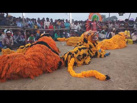 PURULIA CHOU NACH...TIGER DANCE..BY...
