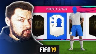 MY FIRST DRAFT! - FIFA 19 Ultimate Team